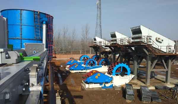 Sewage Sludge Treatment Equipment