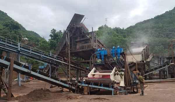 The Use Of Washed Stone Powder