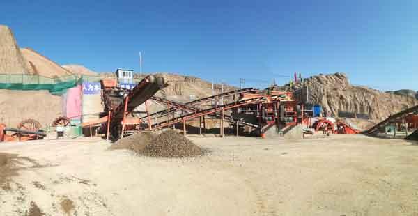 Mining Sand Industry
