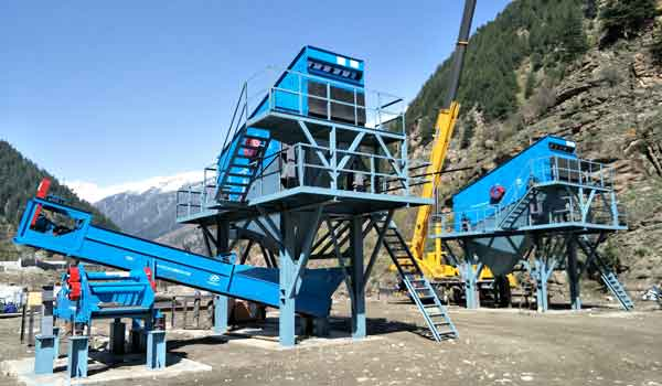 gold mine tailings treatment