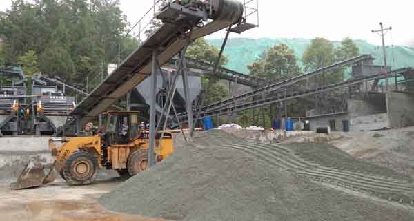 Kaolin sand washing production line