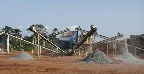 silica sand production methods