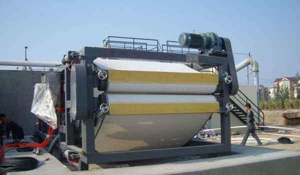 frame filter press