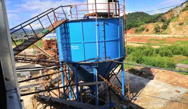 pressure rake problem of gravity thickener