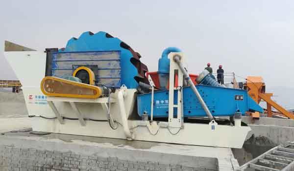 Sand Washing Recovery Machine