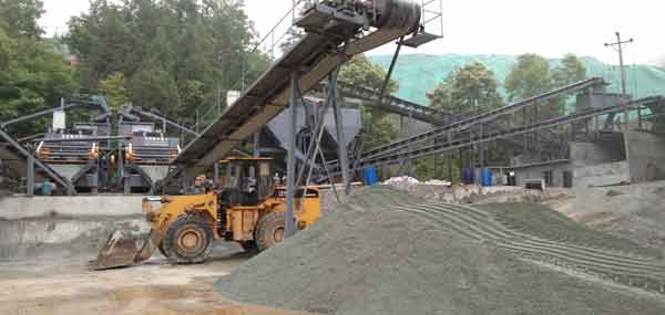 fine sand recycling